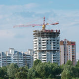 The High Rise, Belarus Royalty Free Stock Images