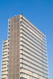 High-rise and blue sky Stock Image