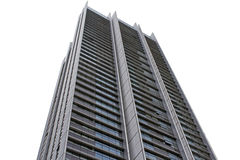 High rise buidling in city. High rise building in city view Royalty Free Stock Image