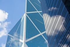High Rise Buidling. In Hong Kong Royalty Free Stock Photos