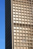 High rise building. Closeup of a high rise building royalty free stock photos