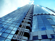 High-rise building 2 Royalty Free Stock Images