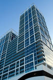 High Rise Building. Miami Beach high rise modern building royalty free stock images