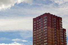 High-rise building Stock Photography