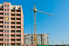 High-rise building building Stock Image