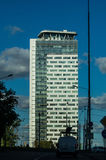 High-rise building in the capital of Russia - Moscow. Stock Image