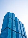 High rise building in CBD area Stock Image