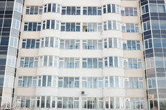 High-rise building exterior Stock Image