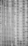 High rise building. High rise modern building as pattern and background royalty free stock images