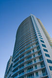 High Rise Building Perspective Royalty Free Stock Photos