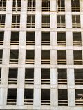 High rise building in raw state royalty free stock photos