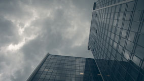 High rise building, Toronto, Ontario, Canada Royalty Free Stock Photos