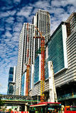 High-Rise Building Stock Image