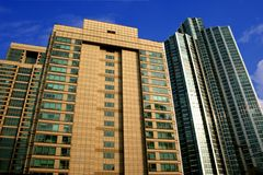 High Rise Buildings Stock Images
