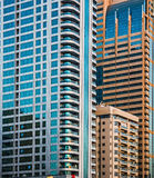 High rise buildings Royalty Free Stock Images