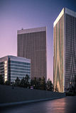 High-rise buildings in Los Angeles. Stock Photography