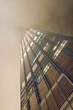 High rise in the clouds Royalty Free Stock Images