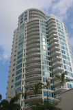 High Rise Condo. S in downtown St. Petersburg, Florida Royalty Free Stock Photo