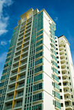 High rise condominium Royalty Free Stock Photography