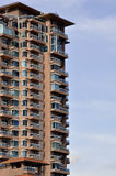 High-rise condominium stock image