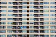 High rise condominium. In Bangkok, Thailand Royalty Free Stock Image