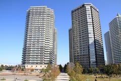 High rise condominium Royalty Free Stock Photo