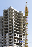 High Rise Construction Royalty Free Stock Photography