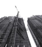 High-rise Construction Royalty Free Stock Images