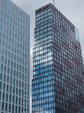 High-rise de bouw Royalty-vrije Stock Foto