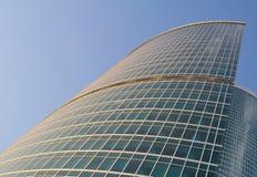 High-rise de bouw van de Stad van Moskou Stock Foto's