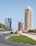 High rise Doha Stock Photo