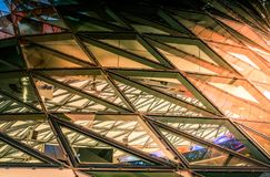 High rise dome, designer background. For artists stock images