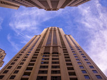 High rise in Dubai Royalty Free Stock Photo