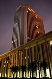 Florida Capitol Building. The high-rise Florida capitol building in Tallahassee stock photography