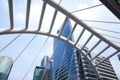 High-rise gebouwen Royalty-vrije Stock Afbeelding