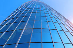 High-rise glass building Stock Photos