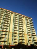 High rise hotel Stock Photo