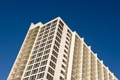 High rise hotel and condos Royalty Free Stock Image