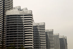 High-rise housing Royalty Free Stock Photography