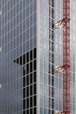 High-rise kraan Stock Foto's