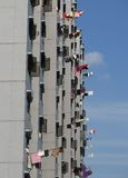 High Rise Living Royalty Free Stock Photo