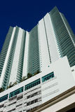 High Rise Miami Building Stock Photo