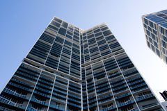 High Rise Miami Building Royalty Free Stock Image