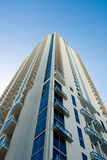 High Rise Miami Building Royalty Free Stock Photo