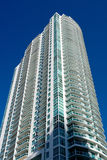High Rise Miami Building. Miami Beach high rise modern building royalty free stock photography