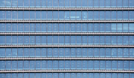 High rise modern building Stock Image
