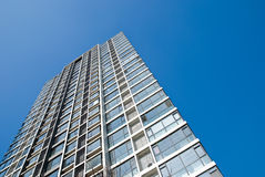 High-rise office building Royalty Free Stock Photography