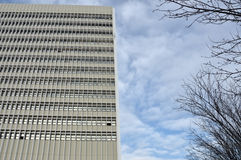 High-rise office building Royalty Free Stock Image