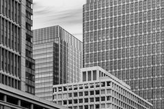 High rise office building royalty free stock photography