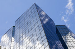 High Rise Office Building. Modern high rise office building, Los Angeles, Calif., March 12, 2015 royalty free stock photo